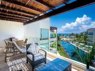 Ocean View Penthouse at The Elements PH 14 - Riviera Maya vacation rentals