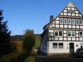 Cozy 2 bedroom Apartment in Oberkirchen - Oberkirchen vacation rentals