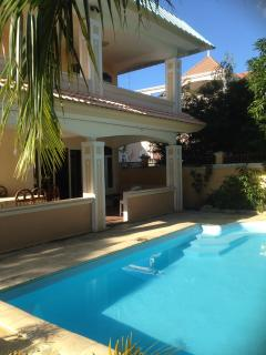 Villa in Mont Choisy with swimming Pool - Mont Choisy vacation rentals