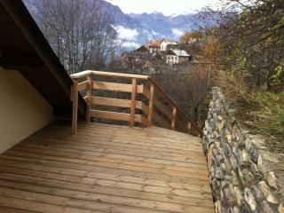 Fantastic apartment with mezzanine for rent - Le Bourg-d'Oisans vacation rentals