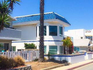 Roomy 7 Bed 3 Bath Vacation Home 2 Houses From The Sand! Sleeps 16! - Newport Beach vacation rentals