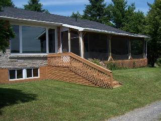 Perfect Cottage with Internet Access and Balcony - Restoule vacation rentals