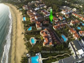 OCEAN DREAM 10mbps H/SPEED INTERNET bchfr 2bdr apt - Cabarete vacation rentals