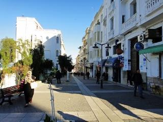 Bright Tangier vacation Apartment with Television - Tangier vacation rentals
