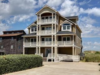 Suits Us 8 BR/8 BA, Oceanfront, home theater, pool - Nags Head vacation rentals