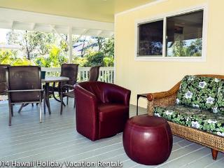 Comfortable 2 bedroom House in Keaau - Keaau vacation rentals