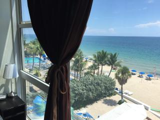 Ocean View Studio On The Beach - Fort Lauderdale vacation rentals