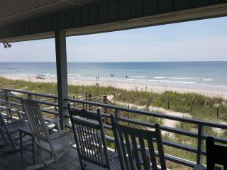 C~Kissed - OceanFront House - Oak Island vacation rentals