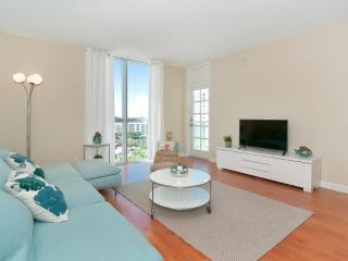 Nice 2 bedroom Condo in Bay Harbor Islands - Bay Harbor Islands vacation rentals