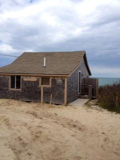 Charming Beach Front Cottage on Pvt Beach - Brewster vacation rentals