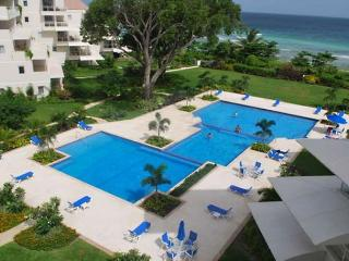 Palm Beach Apartment 504 Barbados Villa 212 Overlooking The Pool, Gardens And The Ocean. - Christ Church vacation rentals