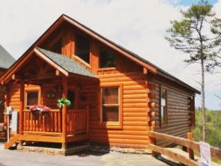 A LoverParadise is located in Black Bear Ridge Resort - Pigeon Forge vacation rentals