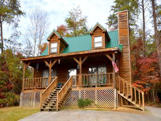 Hartman Hideaway is located on Easy Street in Pigeon Forge - Pigeon Forge vacation rentals