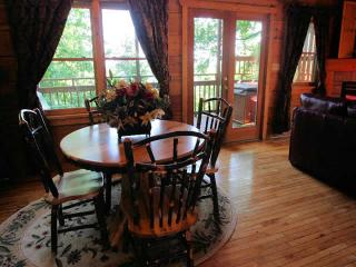 Treehouse for Two is located in Sky Harbor Resort - Pigeon Forge vacation rentals