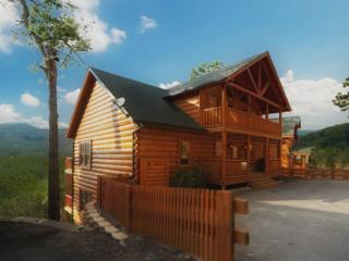 Windows to Paradise  located in Black Bear Ridge Resort - Pigeon Forge vacation rentals