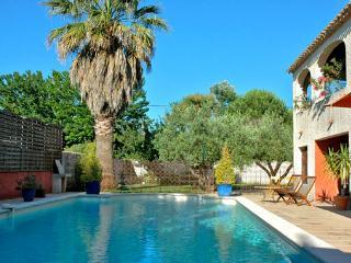 Villa provençale jardin piscine patio proche plage - Lansargues vacation rentals