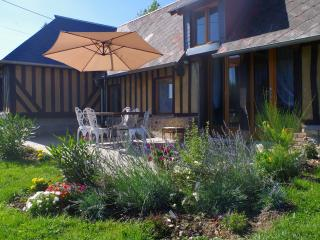 Cozy 3 bedroom Gite in Fatouville-Grestain - Fatouville-Grestain vacation rentals