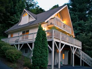 Runaway Chalet, Wonderful Views, Great Price - Waynesville vacation rentals