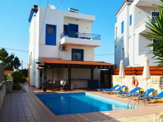 Villa private pool sea mountain view near beach - Tavronitis vacation rentals