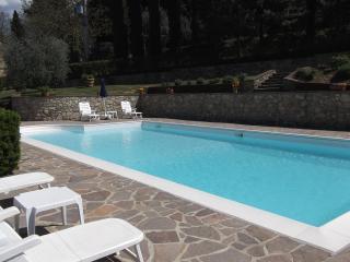 casolare con piscina - Poggibonsi vacation rentals