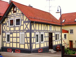 Nice House with Internet Access and Dishwasher - Alsfeld vacation rentals