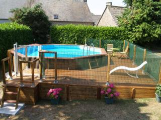 Family friendly Holiday Home in Brittany - Melrand vacation rentals