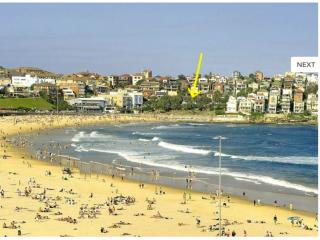Bondi Beach front row overlooking beach, Sydney - Bondi vacation rentals