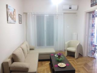 Nice, third floor, two bedroom, apartment - Athens vacation rentals