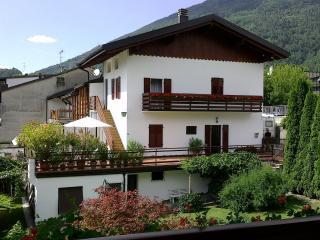 domus helios - Fam. Gelmetti  p. giardino - Levico Terme vacation rentals