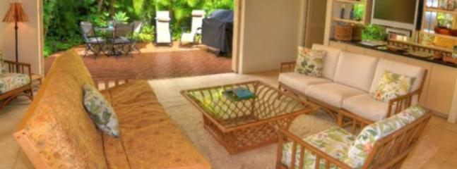 Kipuka Hale private home, both bedrooms have ensuite bathrooms and a/c. Remodeled! Free car with stays 7 nts or more* - Image 1 - Poipu - rentals