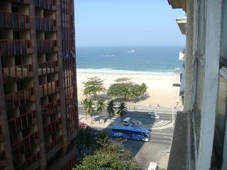ocean view quadruple room in copacabana - Rio de Janeiro vacation rentals