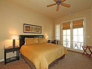 An Upstairs Legacy Villas Studio with a King Bed and Private Balcony! - La Quinta vacation rentals