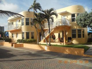 Beach Apartment with Heated Pool - Hollywood vacation rentals