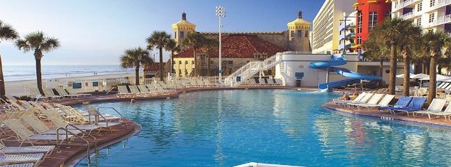 Wyndham Ocean Walk - 2 Bedroom Condo - Image 1 - Daytona Beach - rentals