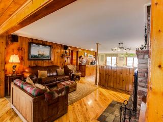 Lakefront home w/patio over the lake & dock! - South Hero vacation rentals
