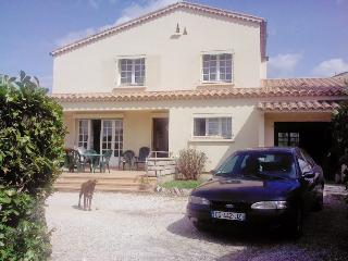 Nice Condo with Internet Access and Shared Outdoor Pool - Saint-Martin-de-Valgalgues vacation rentals