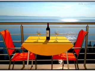 Ark 4* panoramic sea view suite 2/3, Stork - Stobrec vacation rentals