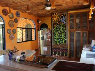 CLOSE TO BEACH, PRIVATE HOME, ARTFULLY DECORATED - San Pancho vacation rentals