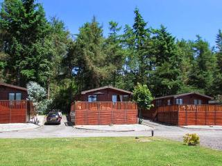 KINGFISHER LODGE, detached, enclosed decking, basic Sky TV, near Bridgnorth, Ref 926665 - Bridgnorth vacation rentals