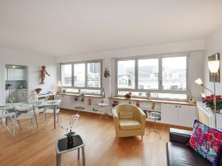 One bedroom Rooftop view  Paris Montparnasse district (559) - Paris vacation rentals