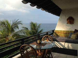 One Bedroom Condo with Amazing Ocean Views, AC incl. - Kailua-Kona vacation rentals