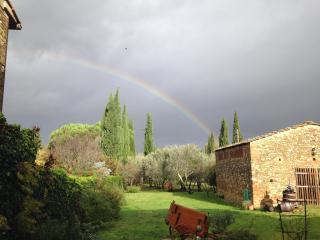 Il Rosmarino: tipica casa vacanze in Chianti - Montefiridolfi vacation rentals