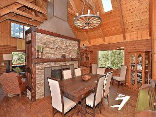 5BR Lodge on 10 Acres with Private Pond – Ski & Relax! - South Lake Tahoe vacation rentals