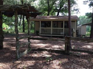 1 bedroom Cottage with Deck in Hawkins - Hawkins vacation rentals