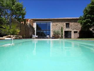 Nice Villa with Internet Access and Dishwasher - Sainte-Cécile-les-Vignes vacation rentals