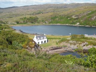 Tigh A Bhroc, Toscaig, Applecross - Applecross vacation rentals