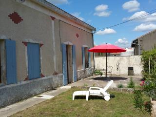Nice House with Television and DVD Player - Sainte Ramee vacation rentals