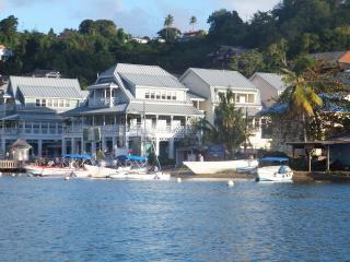 Marigot Bay Marina Village Split-Level Apt - Marigot Bay vacation rentals
