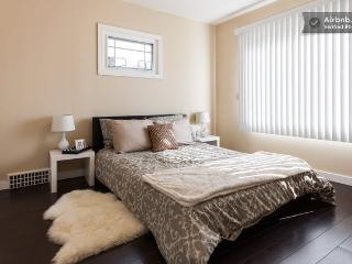 Private clean modern room near skytrain! - New Westminster vacation rentals