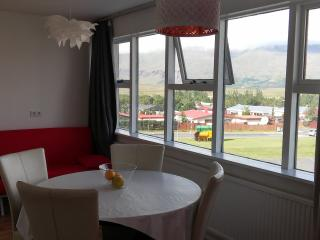 Amazing view from brand new studio - Mosfellsbaer vacation rentals